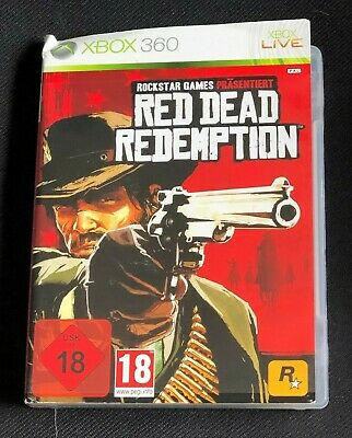 !!! XBOX 360: Red Dead Redemption !!!