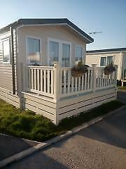 Static Caravan For Sale* 12 Month Park*Sited At Morecambe* Willerby Desire