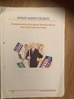 Property Investment guide: Dealing with estate agents Part 1