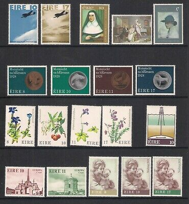Ireland Eire - 7 sets from the 1978, MNH