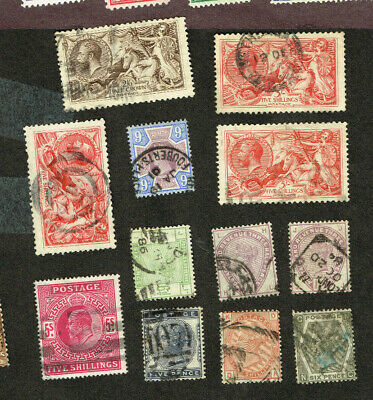 Gb Victoria  Used  F-Vf  (Ber29,3