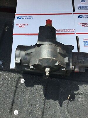 Nos 1969-1972 Ford Galaxie Power Steering Gear Box Ford