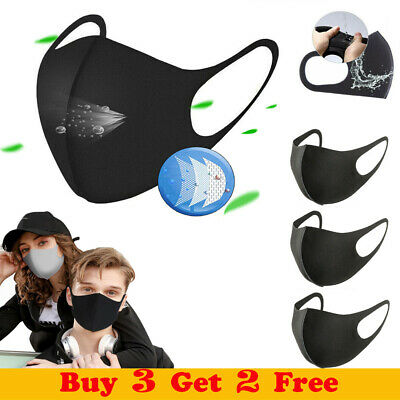 Reusable Breathable Anti-dust Haze Protection Face Mouth Nose Outdoors Products