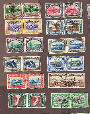 South West Africa 198-120 Vf    (Ram28