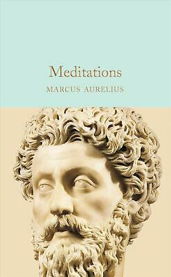 Meditations by Marcus Aurelius (English) Hardcover Book Free Shipping!