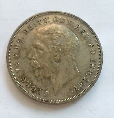 England crown, 1935 attractive toning
