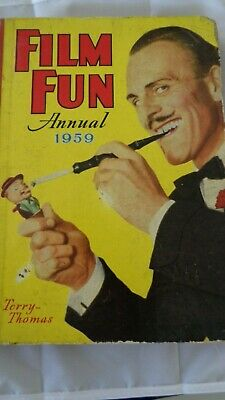 FILM FUN  Annual 1959