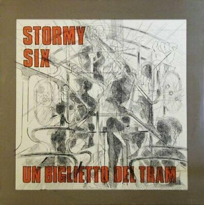 STORMY SIX - Un Biglietto del Tram - CD 1975 Mini-LP Vinyl Magic