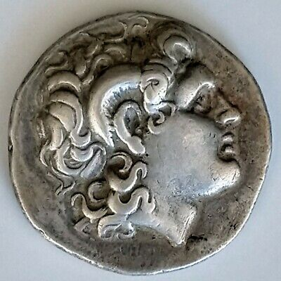 Lysimachos , Silver Tetradrachm Alexander The Great III Ca. 323-281 BC