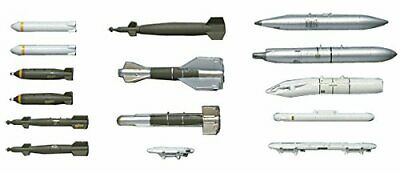 Hasegawa 1/72 the United States Air Force Aircraft Weapon II Plastic X72-2