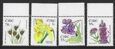 Ireland 2007 Four New Definitives Unmounted Mint, Mnh