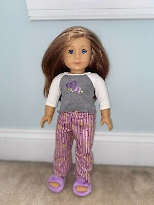 American Girl Doll Retired McKenna's Pajamas - Used