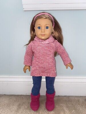 American Girl Doll Retired Cozy Sweater Outfit - Used