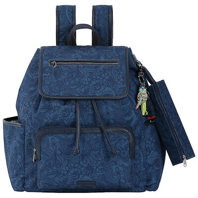Sakroots Artist Circle Fleetwood Backpack 2 Colors Business & Laptop Backpack