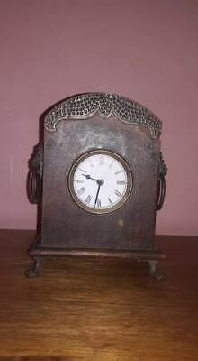 C1750 8DAY LONGCASE GRANDFATHER CLOCK DIAL+movement 12X16+1/2