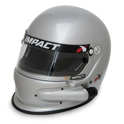 Impact 17015310 Super Charger Helmet, Side Air, Black, Small