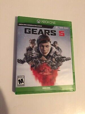 Gears 5 -- Standard Edition (Microsoft Xbox One, PC, 2019)