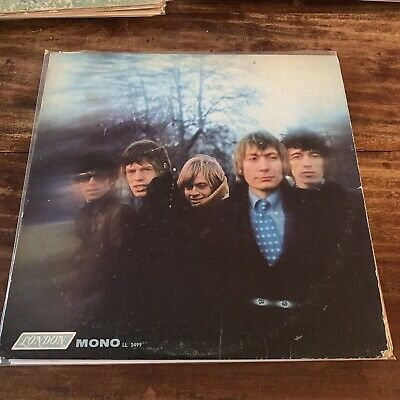 ROLLING STONES Between The Buttons MONO LP London 1967