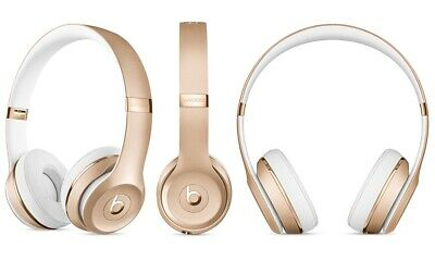 Beats by Dr. Dre Solo3 Wireless On the Ear Headphones - Gold