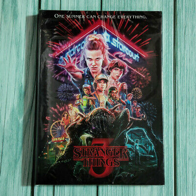 Stranger Things Season 3 (3-Disc Set) Brand New and Sealed Fast shipping