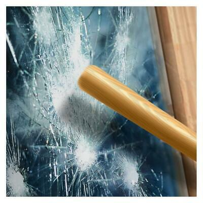 Security Clear Window Film Safety Sticker Anti Shatter Glass