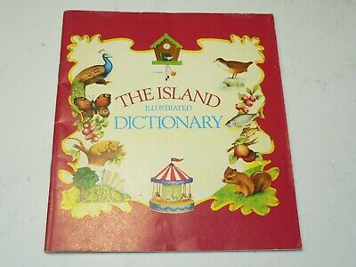 The Island Illustrated Dictionary (1972) - INCREDIBLY RARE Island catalogue