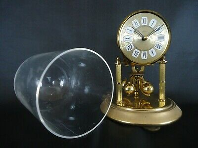 Vintage Kern 400 Day Anniversary Domed Clock. Spares Or Repair