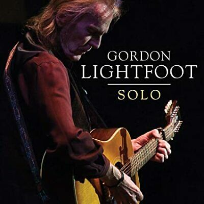 Gordon Lightfoot - Solo - ID23z - CD - New