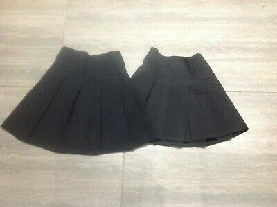 Girls Grey School Skirts Age 4-5 Years - John Lewis, M&S