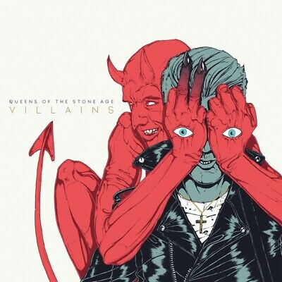 """044 Queens Of The Stone Age Art Print Rock Band Music Art 24/""""x33/"""" Poster"""