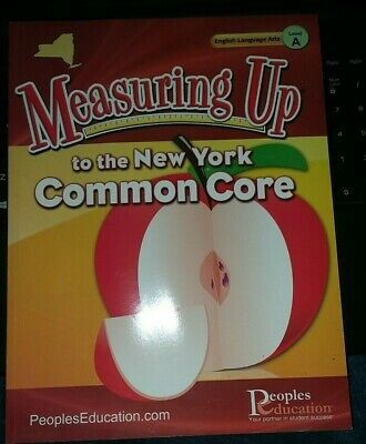 Common Core - Level A 1st 2nd Grade English Language Arts: Workbook