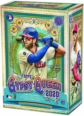 2020 Topps Gypsy Queen Baseball 8ct Blaster Box factory sealed