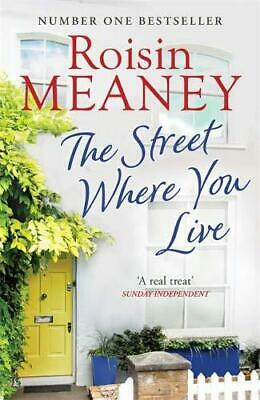 The Street Where You Live by Meaney, Roisin, Paperback Used Book, Acceptable, FR
