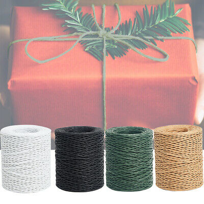 200m Art For Flower Bouquets Floral Wire Paper Covered Heavy Duty Home Iron Vine