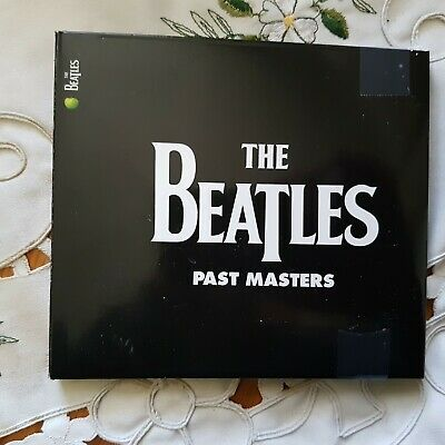 "DOUBLE CD DIGIPAC THE BEATLES  "" past masters "" rock"