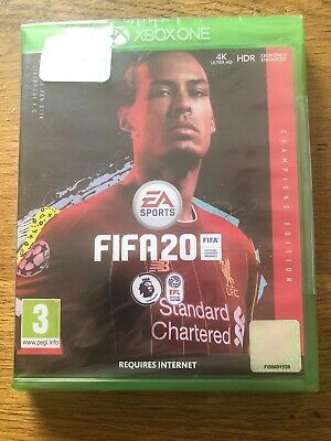 FIFA 20 Champions Edition (Xbox One) BRAND NEW & SEALED
