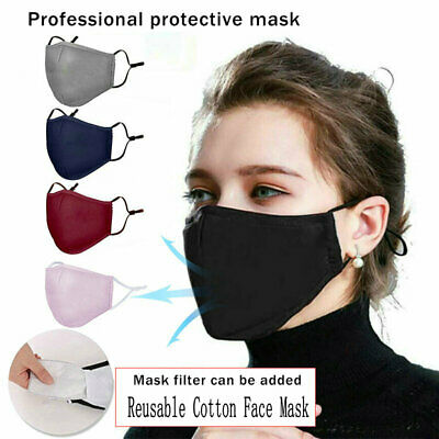 NEW Reusable Face Mask - Face, Mouth & Nose Protection Cover