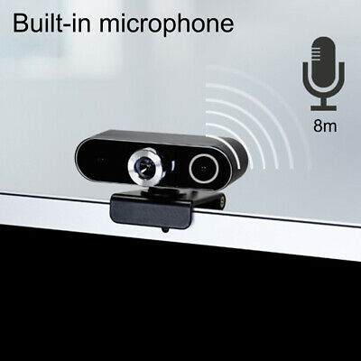 12Million Pixel Web Cam Webcam With Microphone Mic Video Calling For Computer PC