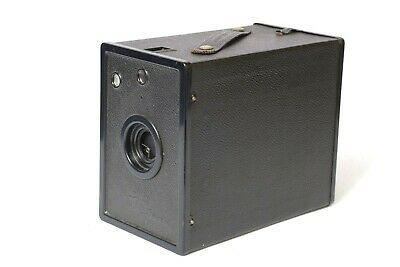 F90249~ Agfa Ansco No. 2A Box Camera for 120 Roll Film – Gorgeous Condition