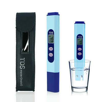 2x Water Quality Digital TDS Meter Home Drinking Tap Water Quality Purity Tester