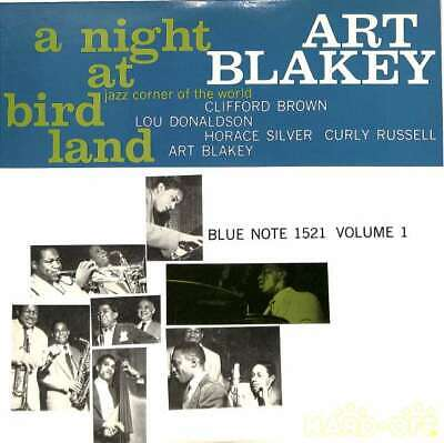 King Records Blue Note Art Blakey Birdland Night First Collection Gxf-3003 M