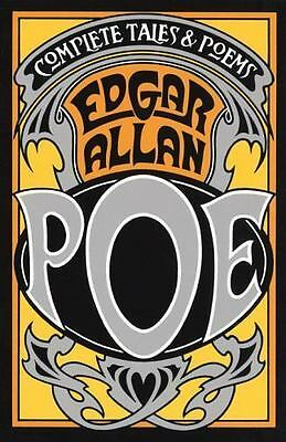 The Complete Tales and Poems of Edgar Allan Poe by Poe, Edgar Allan
