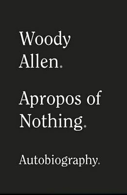 [P.D.F] Apropos of Nothing by Woody Allen 2020 (E-B00-K) KINDLE +🔥BEST SERVICE