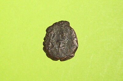 Justin II 565 AD ancient BYZANTINE COIN good monogram Sophia treasure old money