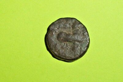 Thessalian Confederacy 196 BC genuine ancient GREEK COIN horse Athena good money