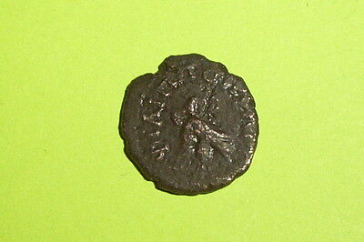Septimius Severus philippopolis thrace 193 AD Ancient ROMAN COIN eagle old money