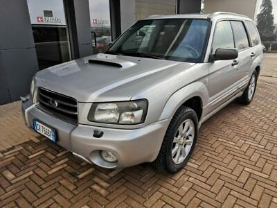 SUBARU Forester 2.0 turbo 16V cat XT