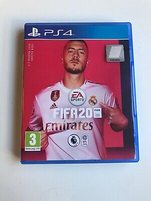 PS4 FIFA 20 (used Just One Time)