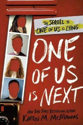 One of Us Is Next by Karen M. McManus [P.D.F]