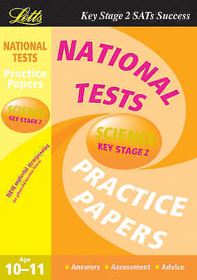 (Good)-National Test Practice Papers 2003: Science Key stage 2 (Paperback)-McDue